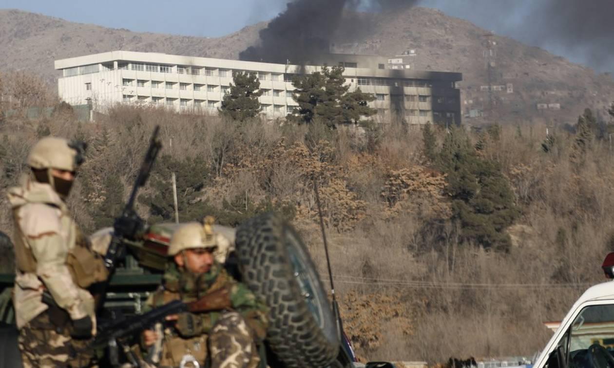 Οι Ταλιμπάν ανέλαβαν την ευθύνη για την τρομοκρατική επίθεση στο ξενοδοχείο Intercontinental