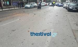 Συλλαλητήριο στη Θεσσαλονίκη για τη Μακεδονία – Ξεκίνησαν τα επεισόδια