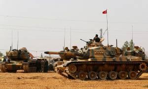 Συρία: Ο τουρκικός στρατός έφθασε στην Αφρίν – Φόβοι για μακελειό (Vid)