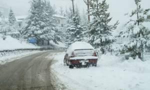 Καιρός – Προσοχή τις επόμενες ώρες: Έρχονται ισχυρές καταιγίδες και χιόνια