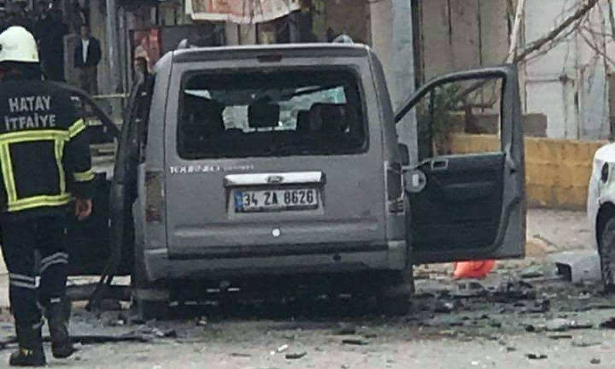 Επίθεση με ρουκέτα έσπειρε τον τρόμο σε μεθοριακή πόλη στην Τουρκία: Ένας νεκρός και 32 τραυματίες