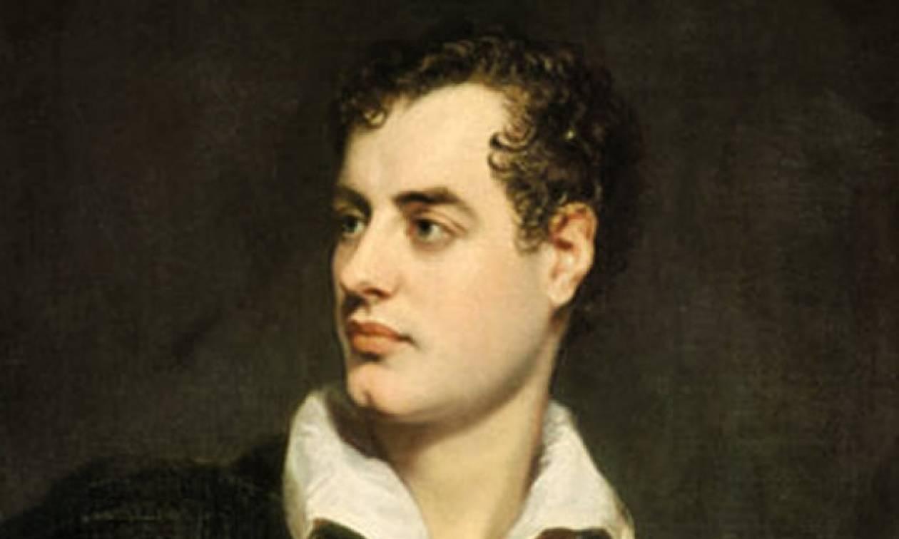 Σαν σήμερα το 1788 γεννήθηκε ο φιλέλληνας λόρδος Βύρων