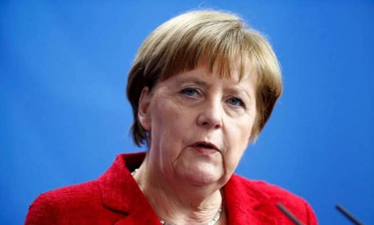 Ικανοποίηση Μέρκελ μετά το «ok» του SPD για το σχηματισμό κυβέρνησης