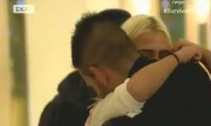 Survivor 2: Τα κλάματα της Νάργιες για τον Μουρούτσο: «Πού θα πάω μόνη μου τώρα εγώ;»