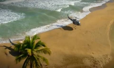 Survivor 2: Η εντυπωσιακή άφιξη Διασήμων και Μαχητών στο νησί (vid)