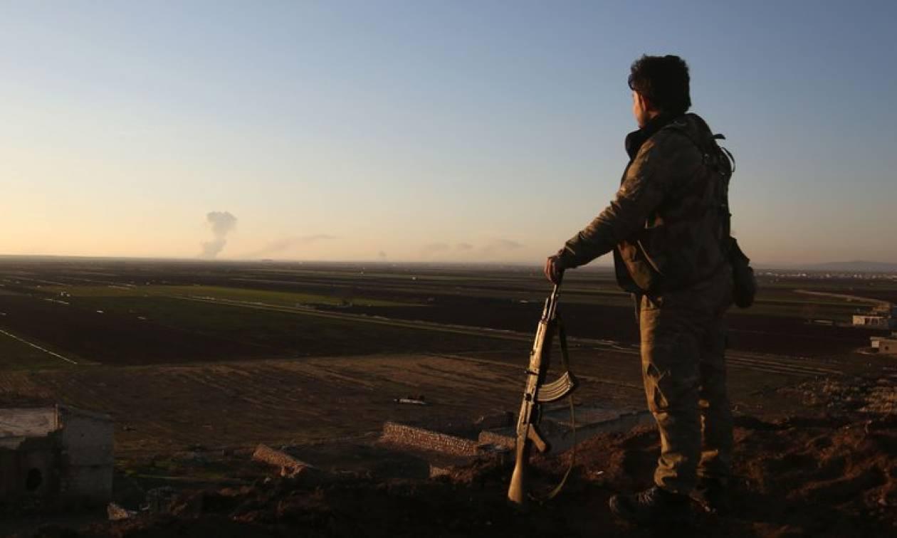 Συρία: Αρκετοί άμαχοι σκοτώθηκαν στις τουρκικές επιδρομές στην Αφρίν