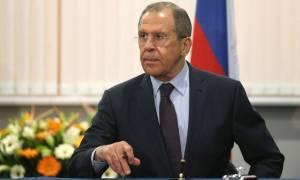 Για «ρωσοφοβία χωρίς προηγούμενο» από τη Δύση μίλησε ο Λαβρόφ