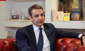 Μητσοτάκης στο CNN Greece: Δεν θα επιτρέψω να γεννηθεί νέα γενιά τρομοκρατίας στην Ελλάδα