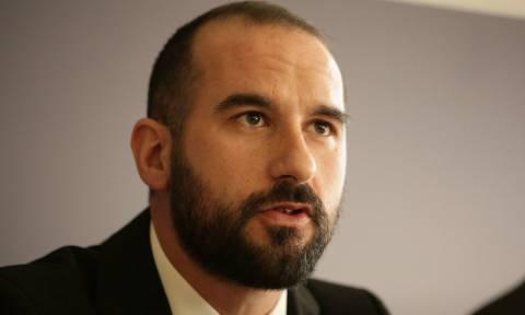 Τζανακόπουλος για Σκόπια: Η εθνικιστική εξαλλοσύνη οδηγεί σε εθνικά αδιέξοδα