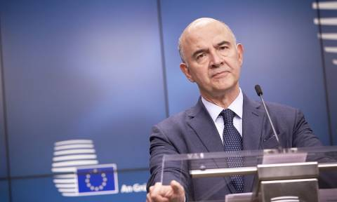 Eurogroup - Μοσκοβισί: Οι αποφάσεις μας σηματοδοτούν την έξοδο της Ελλάδας από τα Μνημόνια (vid)