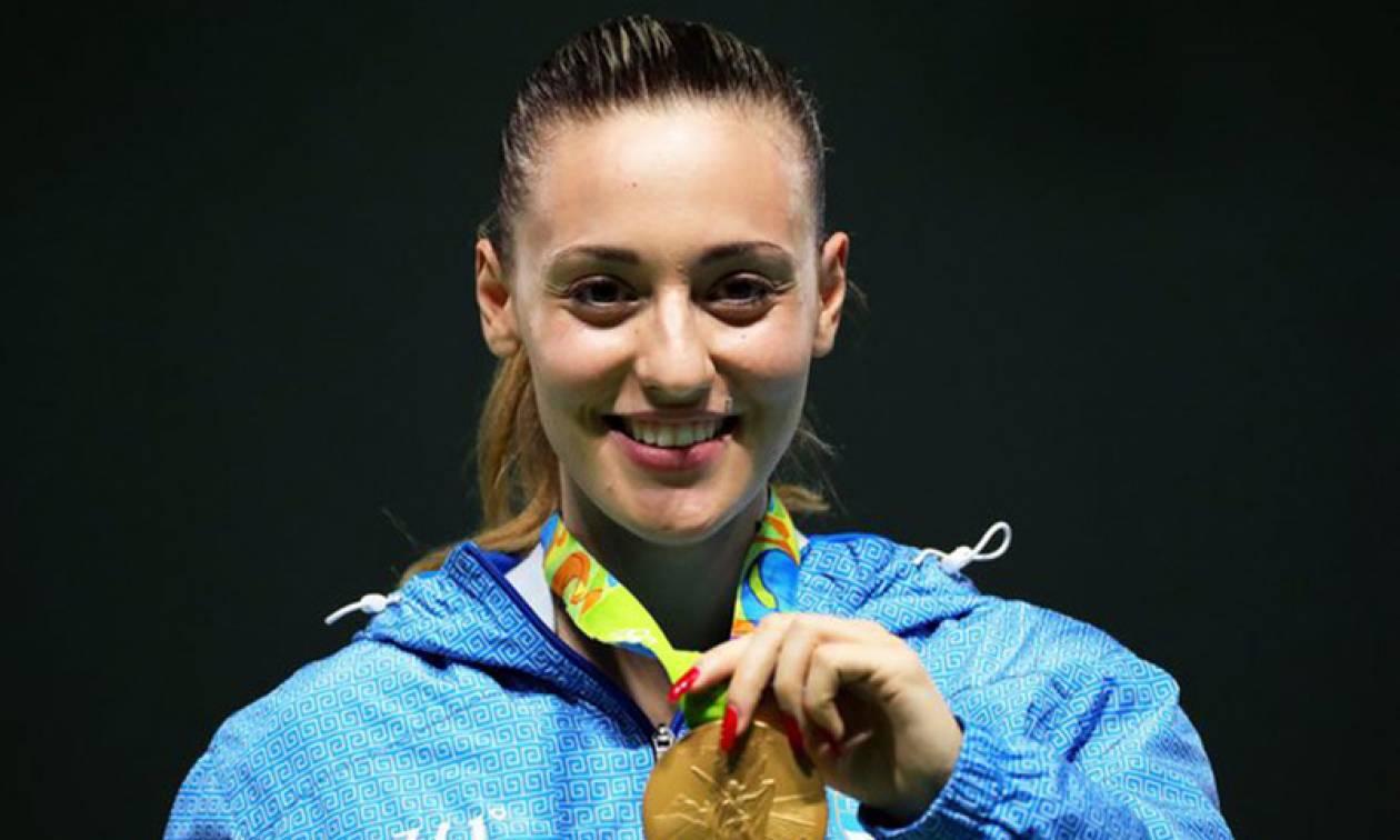Συγκινεί η χρυσή Ολυμπιoνίκης Άννα Κορακάκη με ανάρτησή της στο Facebook (pic)