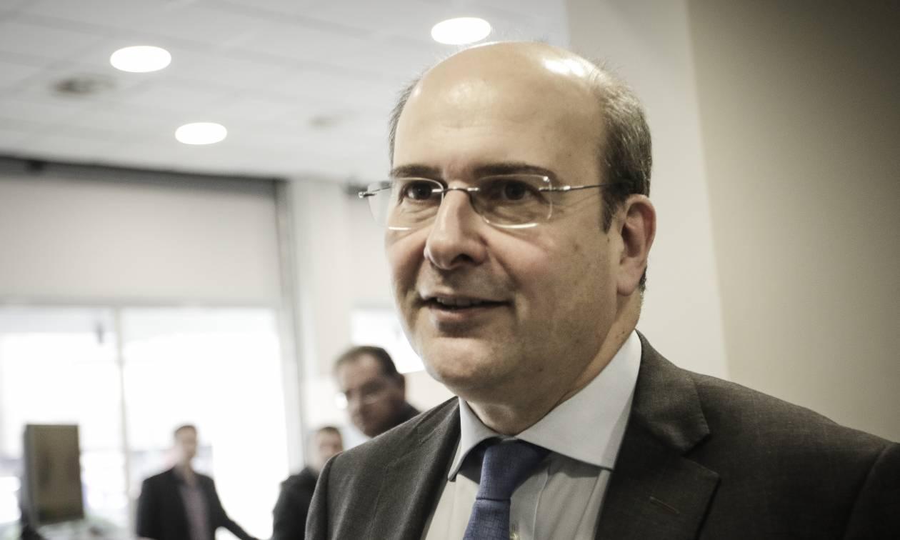 Χατζηδάκης για Σκόπια: Ο ΣΥΡΙΖΑ έλεγε ότι οι γείτονες πρέπει να ονομάζονται «Μακεδονία»
