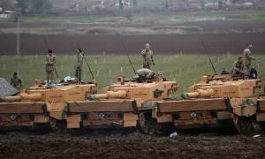 «Φρένο» στην τουρκική εισβολή στην Συρία βάζουν ΗΠΑ και Γαλλία (Vid)