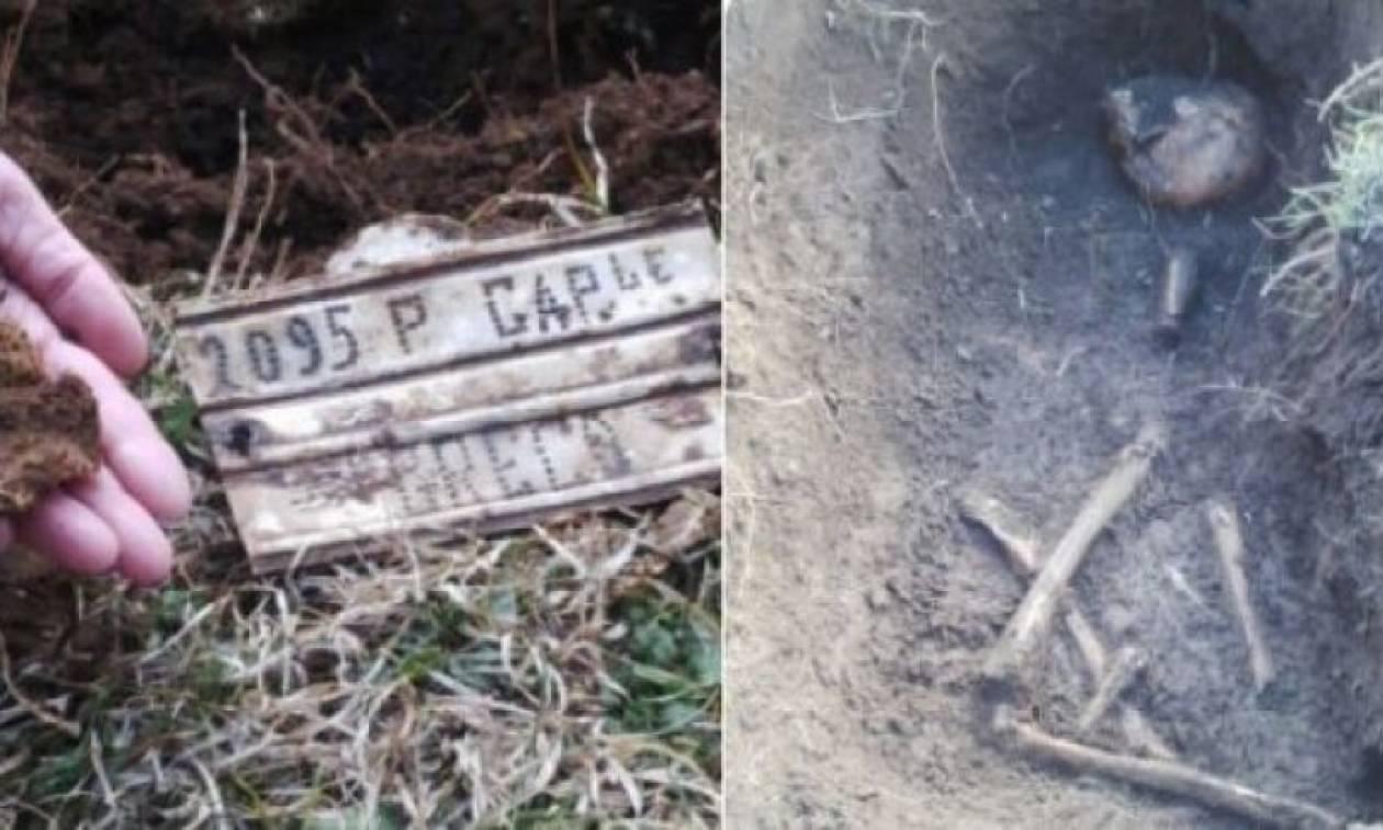 Ρίγη συγκίνησης: Εντοπίστηκαν τα λείψανα τεσσάρων Ελλήνων που πολέμησαν στο αλβανικό έπος (Pics)