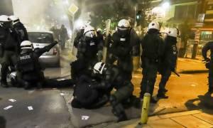Θεσσαλονίκη: Ποινικές διώξεις στους πέντε συλληφθέντες για τα επεισόδια στην πορεία