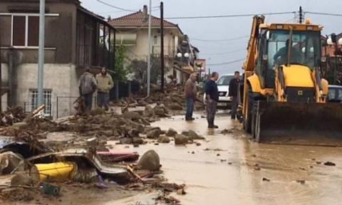 Αιτωλοακαρνανία: 1.115 σπίτια υπέστησαν ζημιές από το κύμα κακοκαιρίας του περασμένου Δεκέμβρη