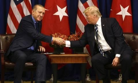 Τηλεφωνική επικοινωνία Τραμπ - Ερντογάν την Τετάρτη για την εισβολή στη Συρία