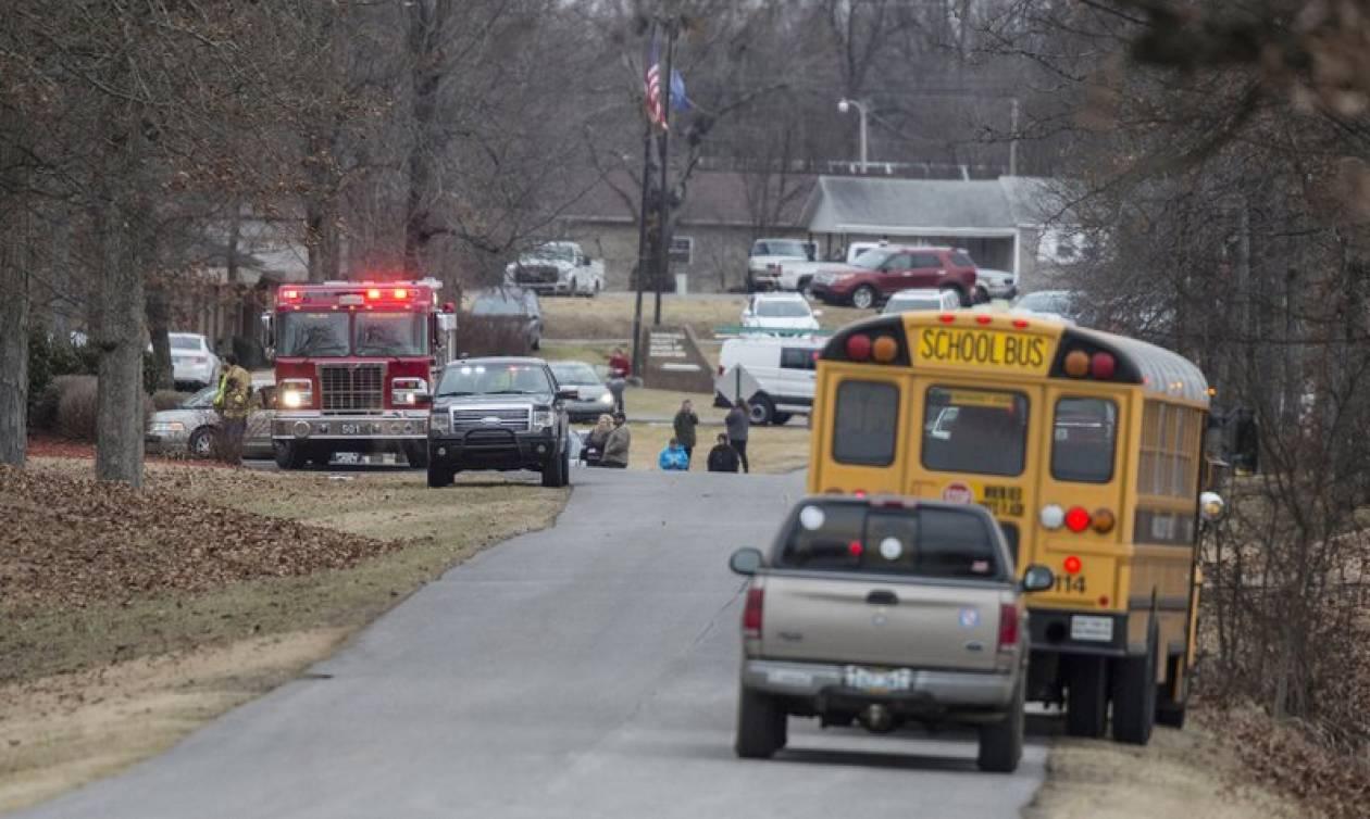 Πυροβολισμοί Κεντάκι: Δυο μαθητές μόλις 15 χρονών έπεσαν νεκροί από το όπλο του δράστη