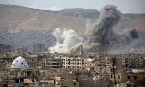Συρία: Τουλάχιστον 150 τζιχαντιστές σκοτώθηκαν σε αεροπορικές επιδρομές το Σάββατο
