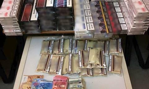 Γιαννιτσά: Σύλληψη 51χρονου για λαθρεμπόριο τσιγάρων