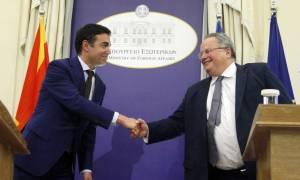 Ραγδαίες εξελίξεις στο Σκοπιανό: Οι Σκοπιανοί «τελειώνουν» τον εκπρόσωπό τους στον ΟΗΕ