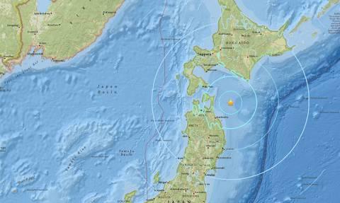Ισχυρός σεισμός 6,4 Ρίχτερ συγκλόνισε την Ιαπωνία