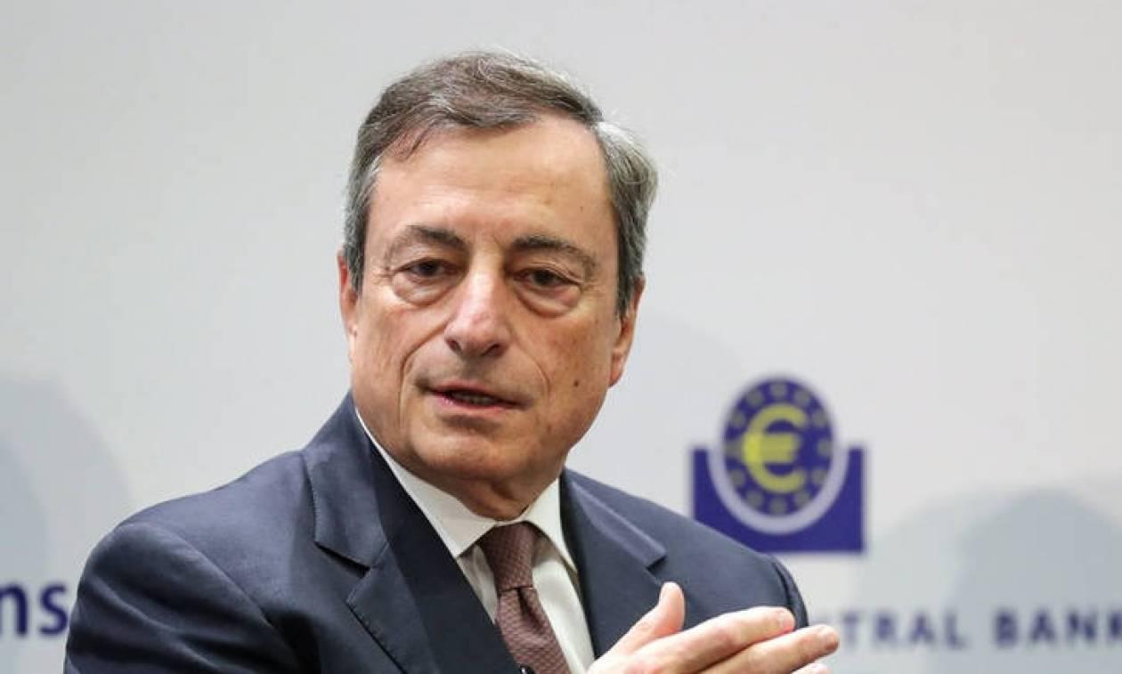 Ντράγκι: Οι πλειστηριασμοί θα επιταχύνουν τις ρυθμίσεις δανείων