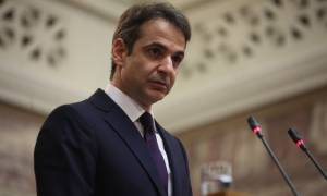 Μητσοτάκης: Δεν θα δεχτώ να διχάσουμε τους Έλληνες για να ενώσουμε τους Σκοπιανούς