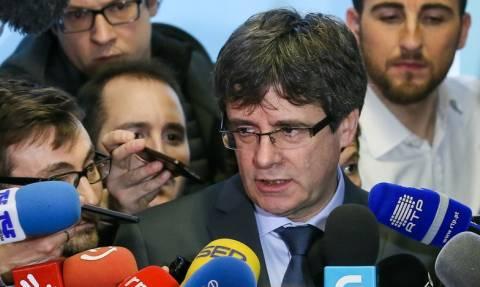 Πρόεδρος καταλανικού κοινοβουλίου: Ο Πουτζντεμόν έχει κάθε δικαίωμα να εκλεγεί