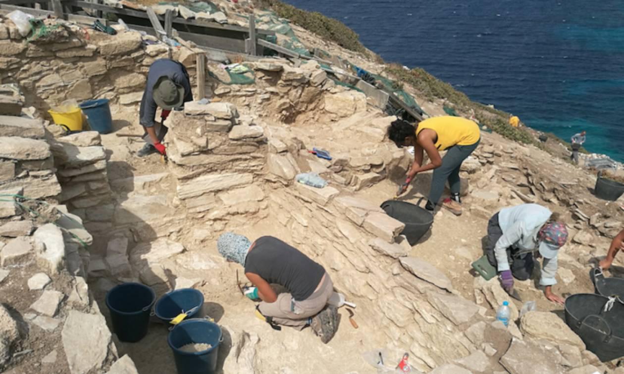 Οι νέες ανασκαφές στην Κέρο και τα απρόσμενα αρχαιολογικά ευρήματα στην «καρδιά» του Αιγαίου (pics)
