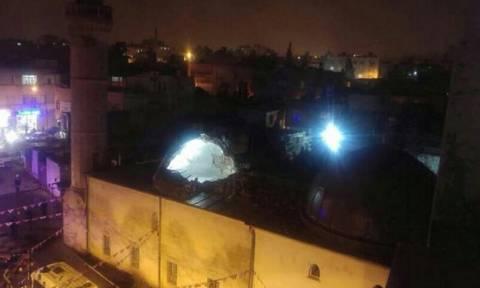 Τουρκία: Ένας νεκρός και 13 τραυματίες από ρίψεις ρουκετών στο Κιλίς (vid)