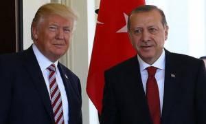 Τηλεφωνική επικοινωνία Τραμπ με Ερντογάν - Τι συζήτησαν οι δύο ηγέτες