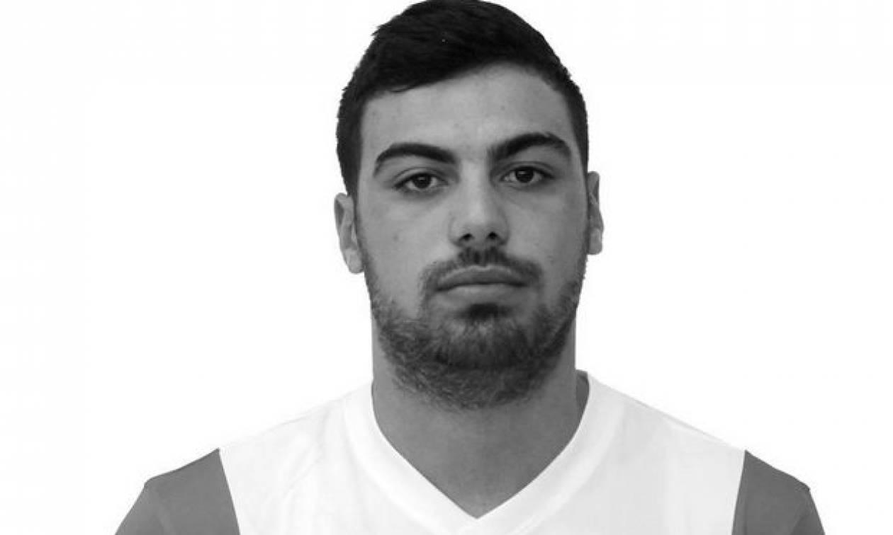 Θρήνος: Σκοτώθηκε σε ηλικία 20 ετών ο αθλητής Άκης Ψωμιάδης