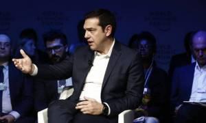 Στο Νταβός ο Τσίπρας: Συνάντηση με τον αναπληρωτή πρωθυπουργό της Ρωσίας