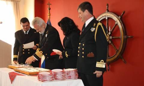 ΓΕΝ: Κοπή πίτας στην Υπηρεσία Ιστορίας Ναυτικού (pics)