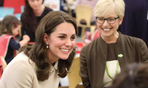 Φούσκωσε υπερβολικά! Δες τη νέα εμφάνιση της Kate Middleton