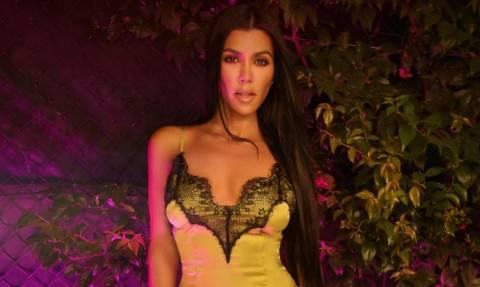 Η -σχεδόν- γυμνή φωτογραφία της Kourtney Kardashian στο Instagram θα σε βγάλει εκτός εαυτού