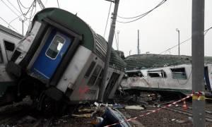 Εκτροχιασμός τρένου Ιταλία: Αυτή είναι η αιτία που οδήγησε στην τραγωδία (pics+vids)