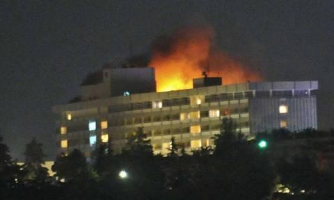 Αφγανιστάν: 40 οι νεκροί από την επίθεση στο ξενοδοχείο Intercontinental