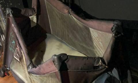 Εξέλιξη - ΣΟΚ με τη μητέρα που άφησε αβοήθητο το βρέφος στο φλεγόμενο διαμέρισμα (pics)