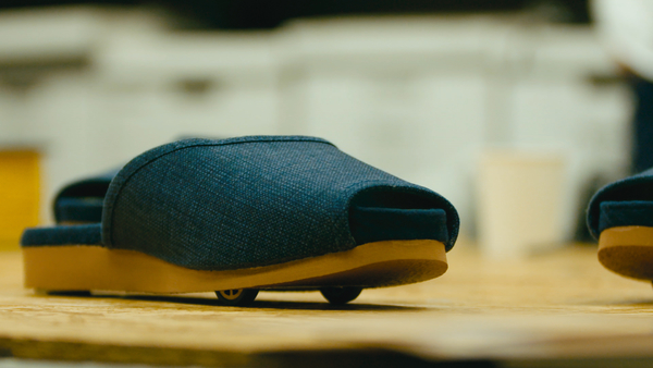 nissan self parking slippers 1