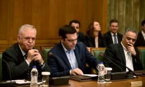 Σκοπιανό: Μίνι υπουργικό συμβούλιο στις 15:00 υπό τον Τσίπρα