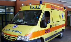 Τραγικό δυστύχημα στο Αγρίνιο - Σκοτώθηκε ενώ μετέφερε ξύλα