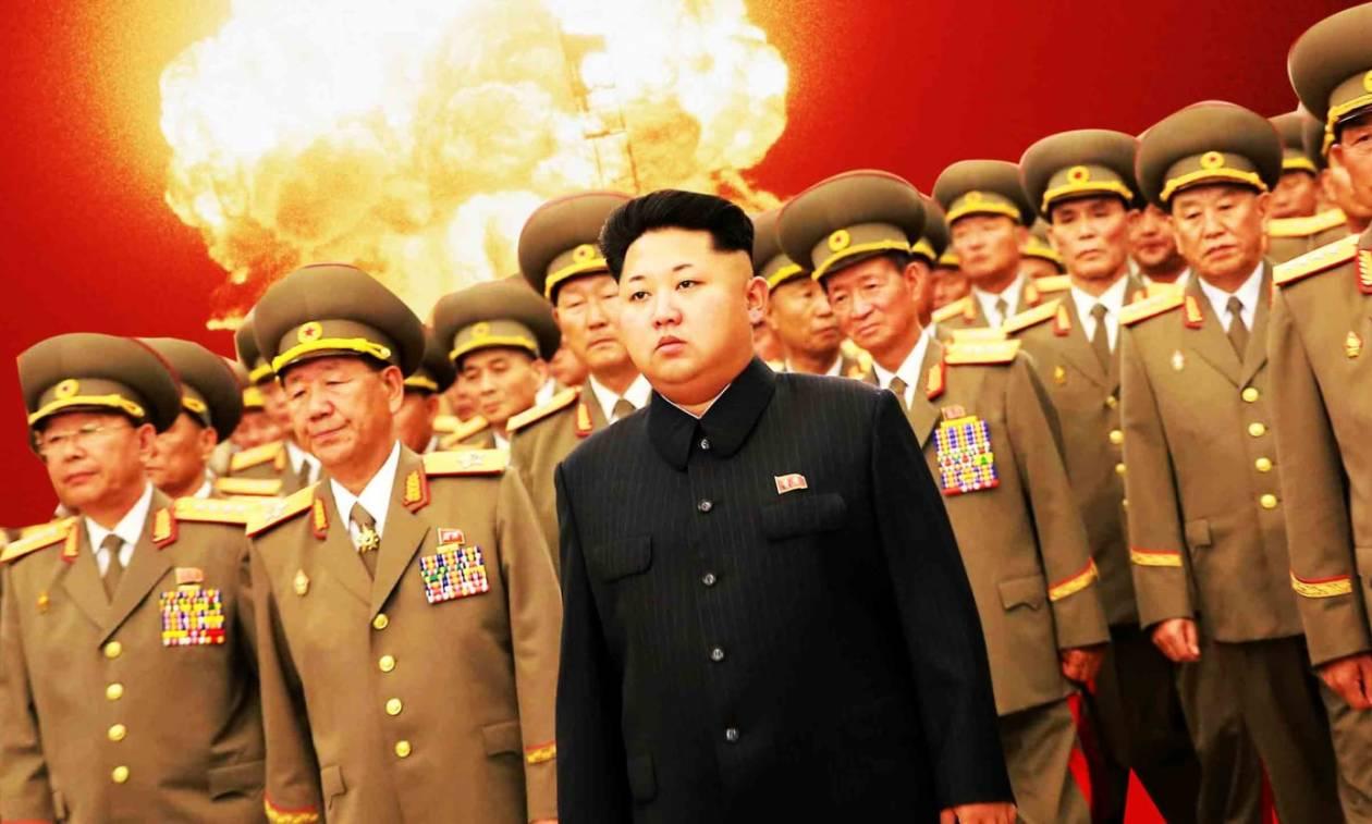 Έτσι φαντάζονται οι Αμερικανοί τον πόλεμο με τη Βόρεια Κορέα (Vids)