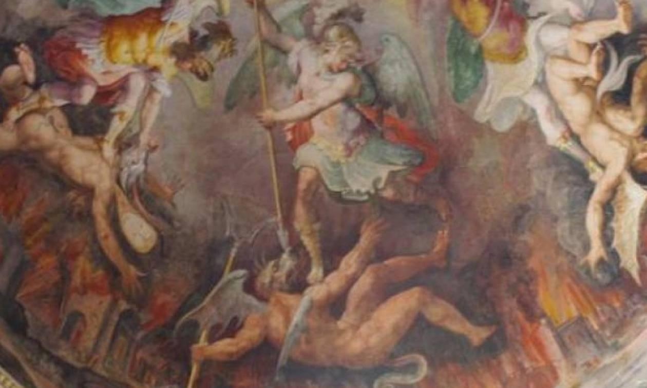 Συγκλονίζει! Η μάχη των Αγγέλων με τους δαίμονες για τη ψυχή της μοναχής...