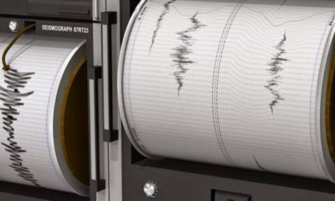 Σεισμός βόρεια των Χανίων