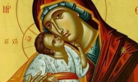 Η Παναγία έκανε το θαύμα που ζήτησε το μικρό κοριτσάκι