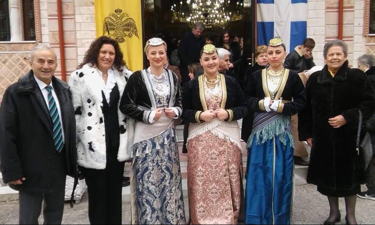 Η Εύξεινος Λέσχη Χαρίεσσας τίμησε τον Άγιο Ευγένιο, προστάτη της Τραπεζούντας