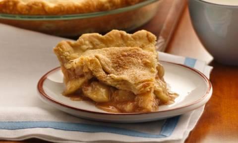 Εύκολη συνταγή για μηλόπιτα