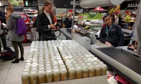 Απίστευτο κι όμως αληθινό: Έβγαλαν συσκευασία με 1.000 μπίρες! (pic)